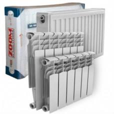 Выбор радиаторов отопления