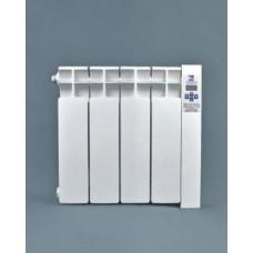Низкие электрорадиаторы Оптимакс 4 секции