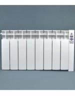 Низькі електрорадіатори ОптіМакс 8 секцій