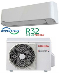 Инверторный кондиционер Toshiba RAS-13BKVG-EE/RAS-13BAVG-EE