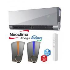 Инверторный кондиционер Neoclima ArtVogue NS-09EHVIws1/NU-09EHVI1