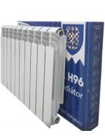 Алюмінієвий радіатор Bohemia H96 500/96 Чехія