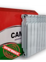 Биметаллические радиаторы Camino 500/96 мм
