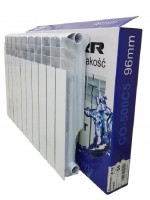 Алюминиевый радиатор Bergerr 500/96