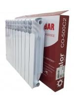 Алюминиевый радиатор Calor Elegance 500/96