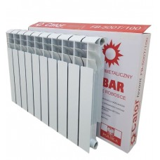 Біметалевий радіатор Calor Favorit FB-500T/100