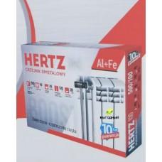 Биметаллические радиаторы Hertz 300/100