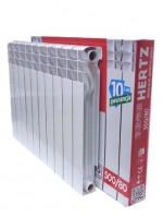 Биметаллические радиаторы Hertz Польша