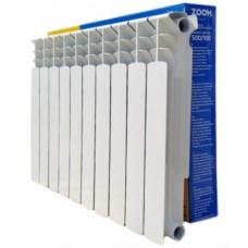 Биметаллические радиаторы Zoom 500/100