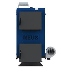 Твердопаливний котел Неус Економ 12 кВт Турбо (автоматика)