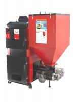 Твердопаливний котел THERMO ALLIANCE VULCAN AUTO VASF 25 кВт