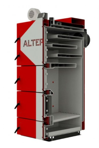 Твердотопливные котлы Альтеп Duo Uni Plus 95 кВт