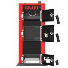 Твердотопливный котел Kraft E New 12 кВт
