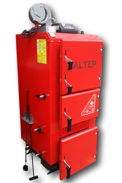 Твердотопливные котлы Альтеп Duo Plus 25 кВт