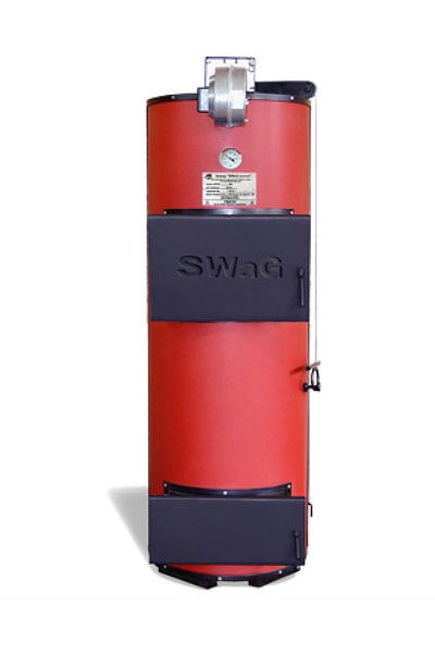 Твердотопливный котел Swag D 50 кВт