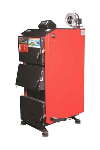 Твердопаливний котел THERMO ALLIANCE Vulcan PLUS VPSFW 17 кВт