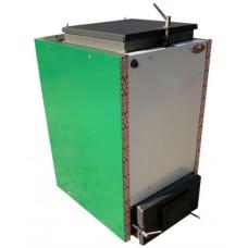 Твердотопливный котел Холмова Zubr 10 кВт с обшивкой
