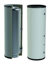 Теплоаккумулятор Альтеп 6000 л с утеплителем