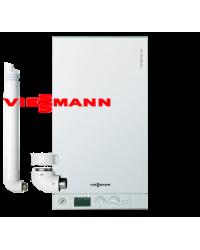 Газовий котел Viessmann Vitopend 100 (WH1D262) 24 кВт, турбо