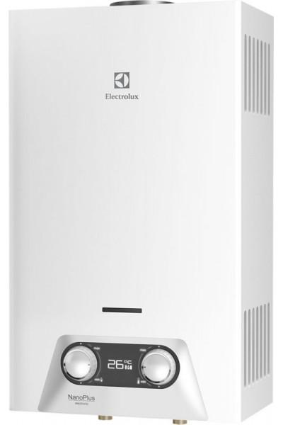Газова колонка ELECTROLUX 265 Nano Plus 20 квт