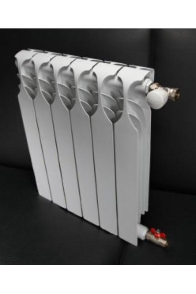 Биметаллический радиатор TBF Tianrun 500