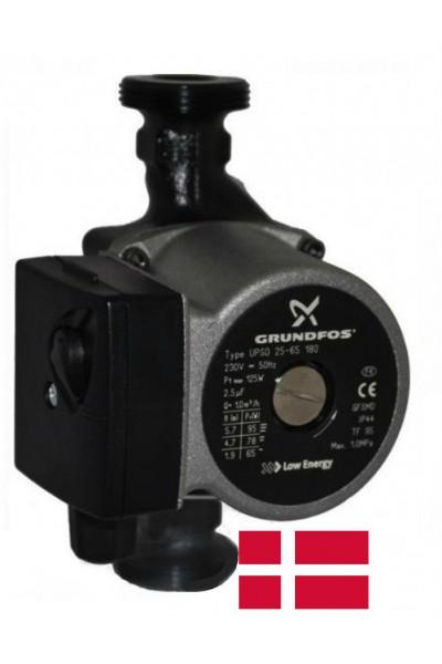 Циркуляционный насос Grundfos UPSO 25-40 130 - Оригинал, Дания