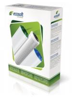 Комплект картриджей для жесткой воды Ecosoft