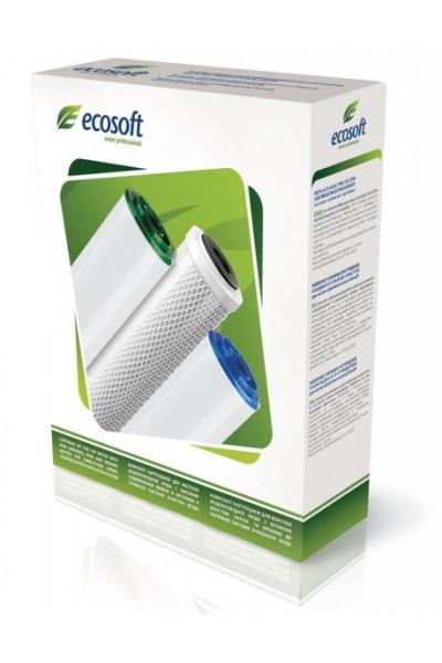 Комплект картриджів для жорсткої води Ecosoft