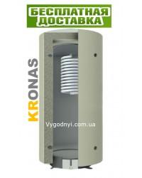 Теплоаккумулятор Кронас ТА1.800 л с ГВС нержавейка