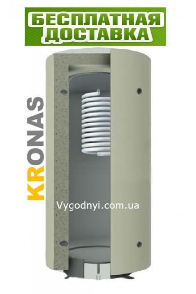 Теплоакумулятор Кронас ТА1.1500 л з ГВП нержавійка