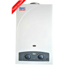 Газовая колонка Aqua Heat 10 L white