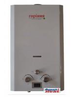 Газовая колонка Aqua Heat (Горiння) 10 LCD