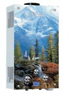 Газова колонка Aqua Heat Glass 10 LCD Природа