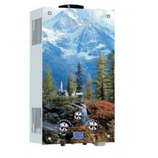 Газовая колонка Aqua Heat Glass 10 LCD Природа