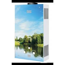 Газовая колонка Aqua Heat Glass 10 LCD Озеро