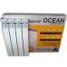 Біметалевий радіатор Ocean 500/80 Туреччина