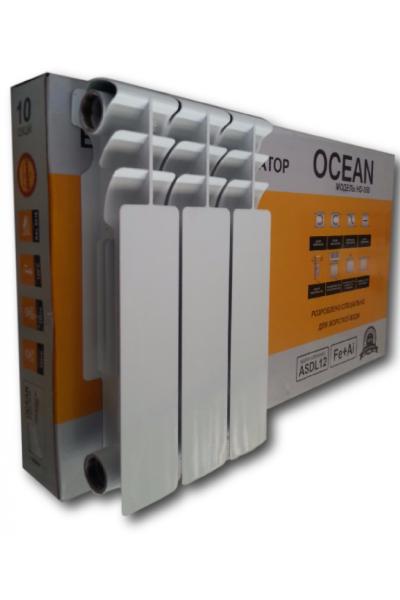 Биметаллический радиатор Ocean 350/80 Турция