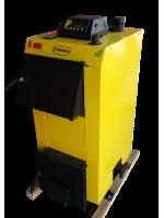 Твердопаливний котел Kronas Turbo 12 кВт (сталь 5 мм)