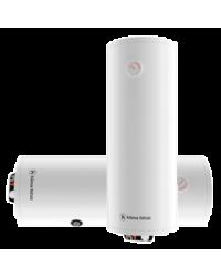 Горизонтальный бойлер 80 литров с сухим тэном Klima Hitze ECO Slim Dry EHSD