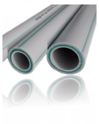 Труба скловолокно ASG Plast Faser PN 20 D 25 мм Чехія