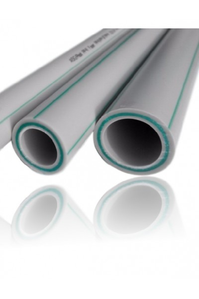 Труба скловолокно ASG Plast Faser PN 20 D 50 мм Чехія