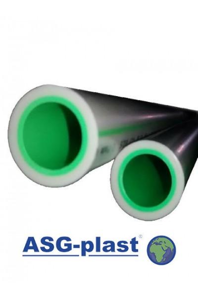 Труба полипропилен ASG Plast ПН 20 Ø 63х10,5