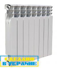 Біметалевий радіатор Ekvator 500/76 4 секції