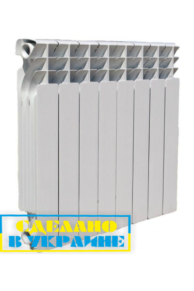 Биметаллический радиатор Ekvator 500/76 4 секции