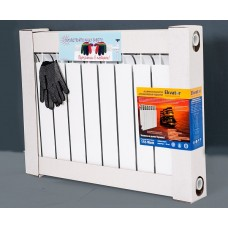 Биметаллический радиатор Ekvator 500/76 5 секции