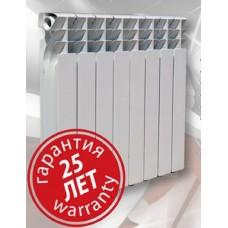 Биметаллический радиатор Ekvator 500/76 10 секций