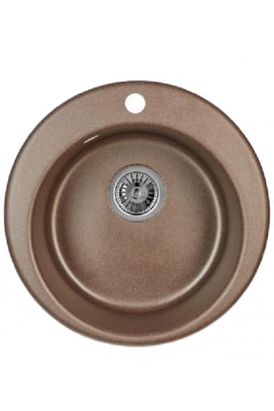 Гранитная мойка Minola MRG 1040-48 Эспрессо