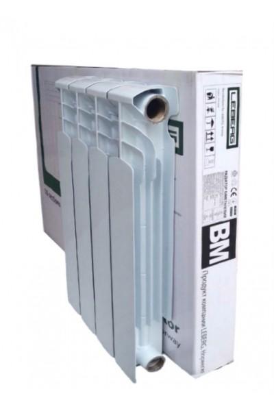 Биметаллические радиаторы LEBERG Модель HFS-500B Норвегия