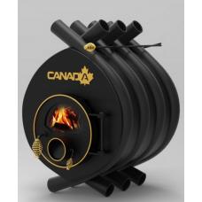 Дровяная печь «Canada» classic «ОO» со стеклом 6 кВт