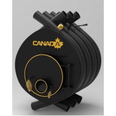 Дровяная печь «Canada» classic «О2» 18 кВт